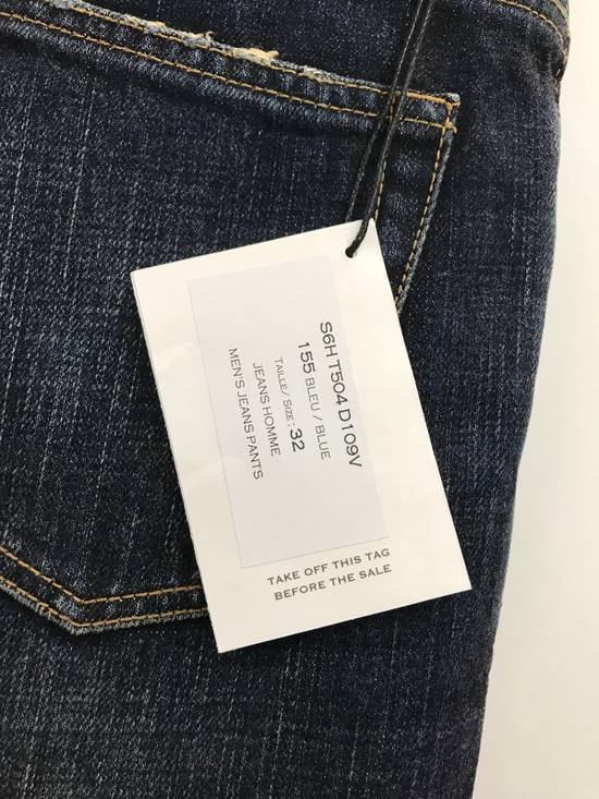 Balmain Balmain Biker Jeans Size 32 Model S6HT504D109V MADE IN ITALY Size US 32 / EU 48 - 7