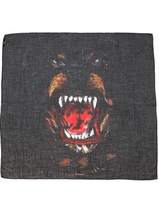 Givenchy Rottweiler Scarf Size ONE SIZE - 5