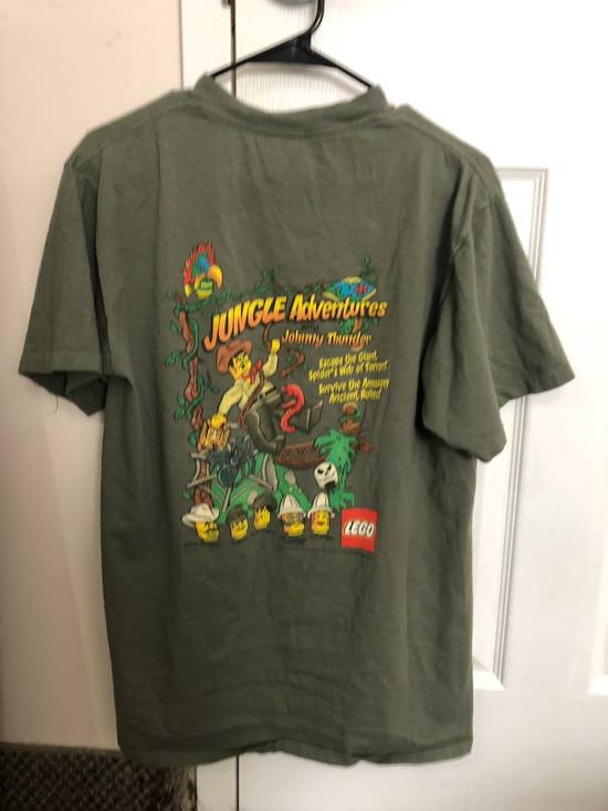 Vintage Vintage LEGO Jungle Adventures olive green t-shirt Size US M / EU 48-50 / 2