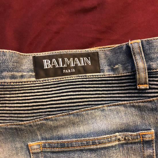 Balmain Distressed Ripped Size US 36 / EU 52 - 3