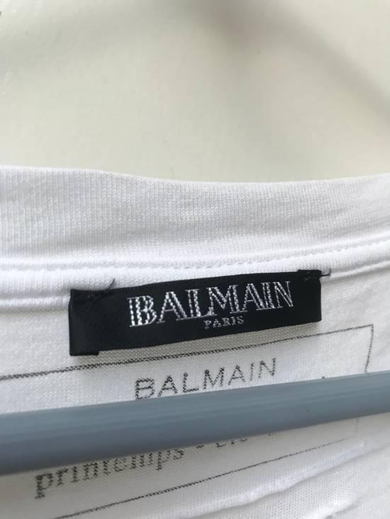 Balmain Balmain Logo T-Shirt Size US L / EU 52-54 / 3 - 7