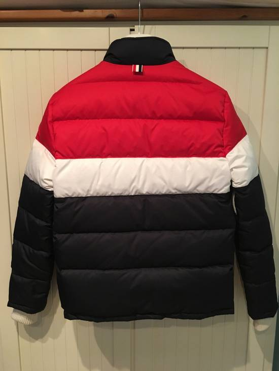 Thom Browne Three Panel Downfilled Funnel Collar Ski Jacket Size US M / EU 48-50 / 2 - 8