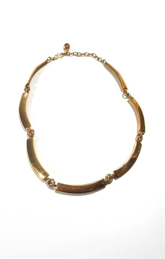 Givenchy Necklace gold plated square chain Size ONE SIZE - 4