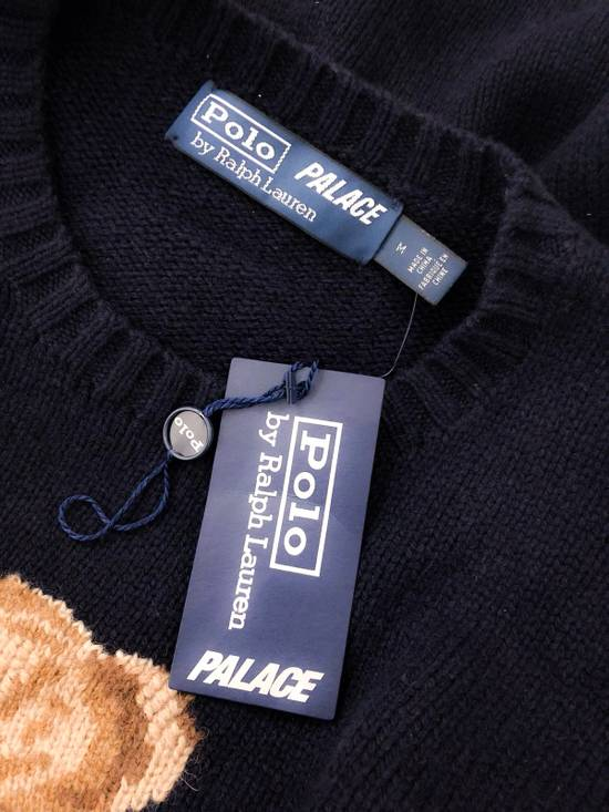 Polo Ralph Lauren Heelflip Teddy Bear Sweater Size US M / EU 48-50 / 2 - 3