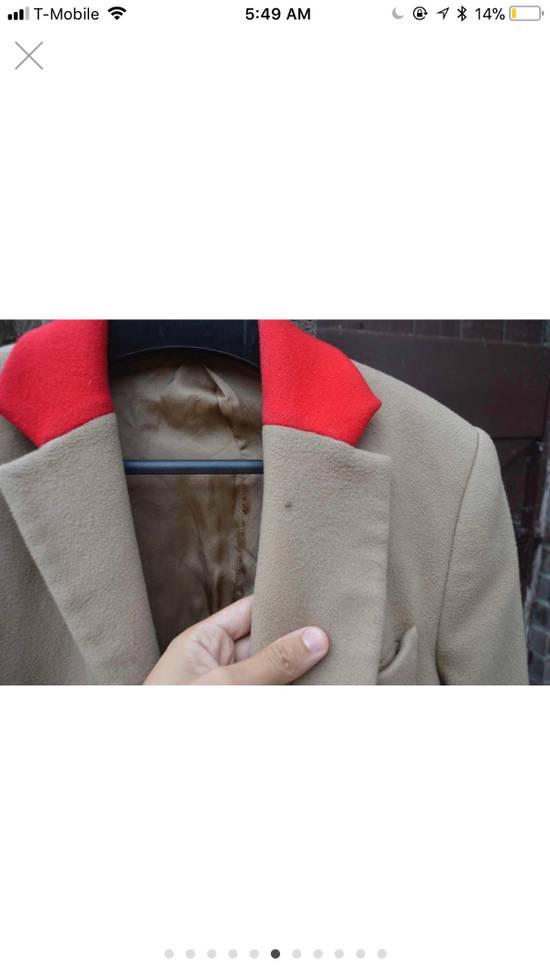 Givenchy Givenchy Cashmere Cashmere Color Block Coat Size US M / EU 48-50 / 2 - 7