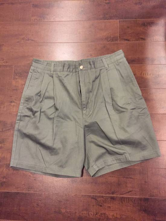 Givenchy Military Inspired Short Trouser Size US 34 / EU 50