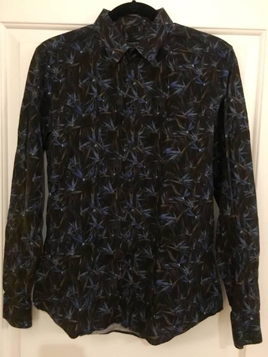 Givenchy Birds of Paradise Shirt Size US M / EU 48-50 / 2