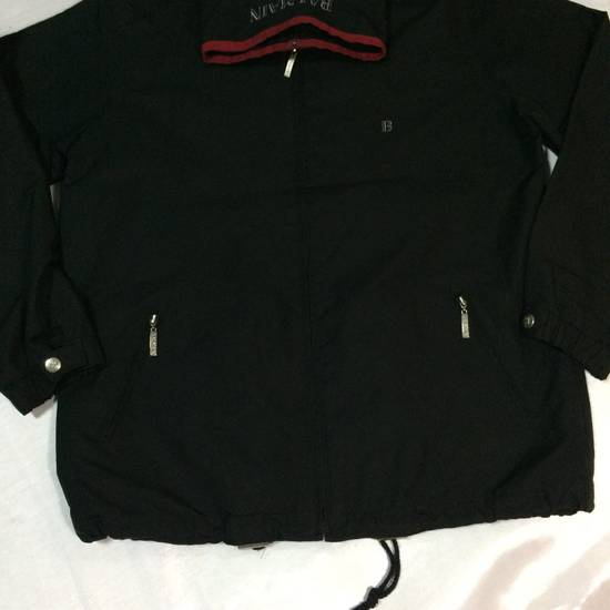 Balmain Balmain Full Zip Big Logo Windbreaker Jacket Size US L / EU 52-54 / 3 - 1