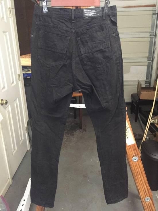 Julius AW12 Resonance Black Cotton Denim Size 1 Size US 30 / EU 46 - 7