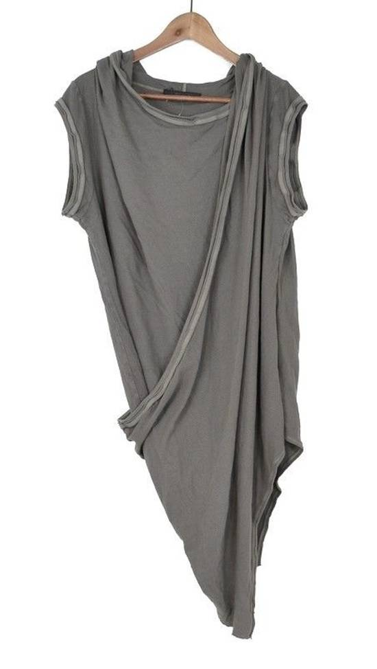 Julius Hooded Asymmetric Tank T-shirt Size US M / EU 48-50 / 2