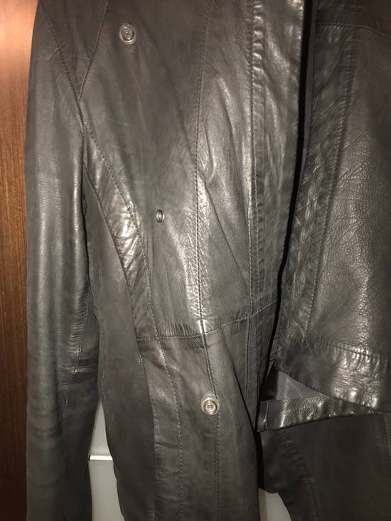 Julius Leather Jacket JP Size 3 Size US L / EU 52-54 / 3 - 6