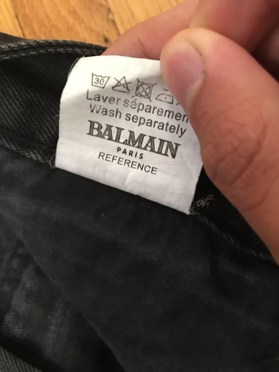 Balmain Biker Jeans Size US 26 / EU 42 - 4