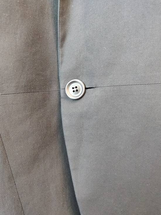Julius Julius Blazer Jacket ( 457JAM1 ). Size 4. Black. Size US XL / EU 56 / 4 - 2