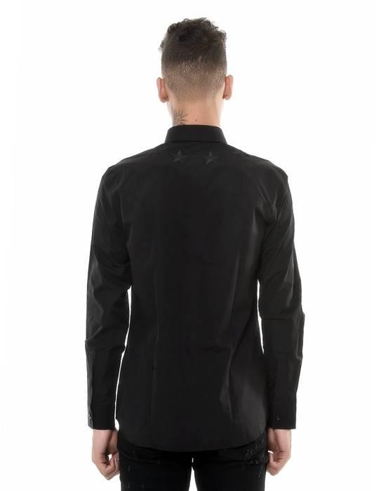 Givenchy Givenchy Black Stars Shirt (Size - 43) Size US S / EU 44-46 / 1 - 3