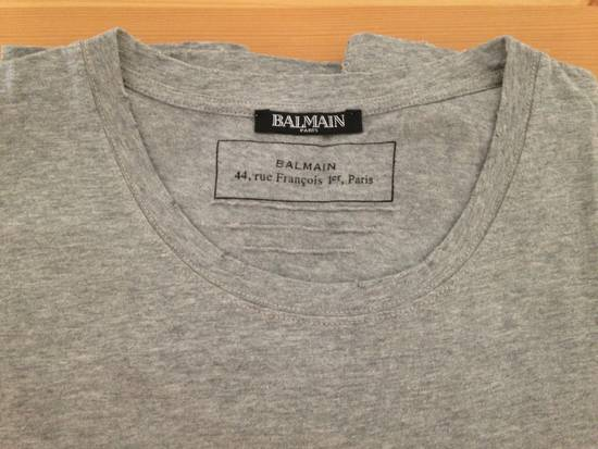 Balmain 3 Pack Basic T-Shirts (black,grey,white) LAST DROP, THIS IS SERIOUSLY A GOOD DEAL Size US L / EU 52-54 / 3 - 3