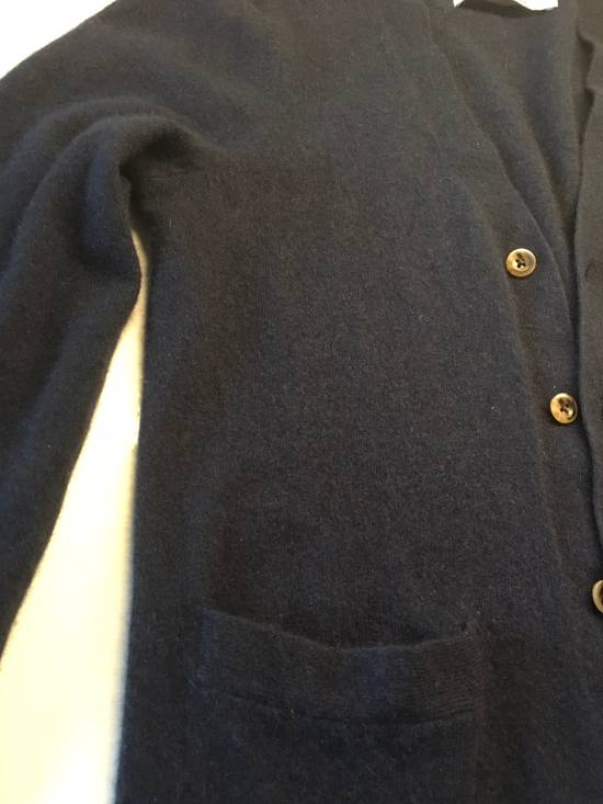 Givenchy GIVENCHY Cashmere Cardigan, Size M, Navy Size US M / EU 48-50 / 2