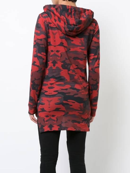 Balmain Balmain Red Camo Hoodie Size US M / EU 48-50 / 2 - 2