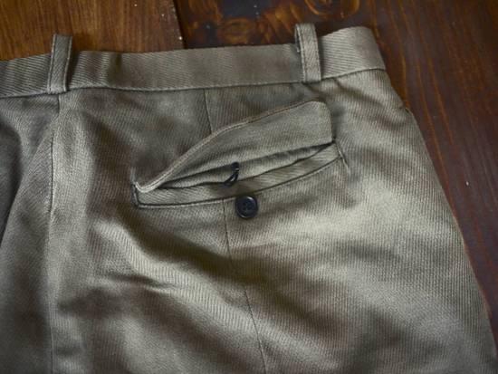 Julius AW06 Twisted Seam Pants Size US 34 / EU 50 - 6
