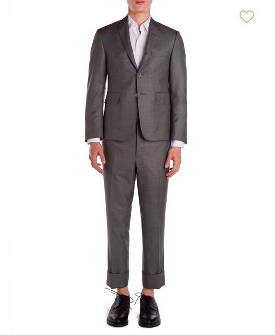 Thom Browne Classic Wool Suit Size US XS / EU 42 / 0