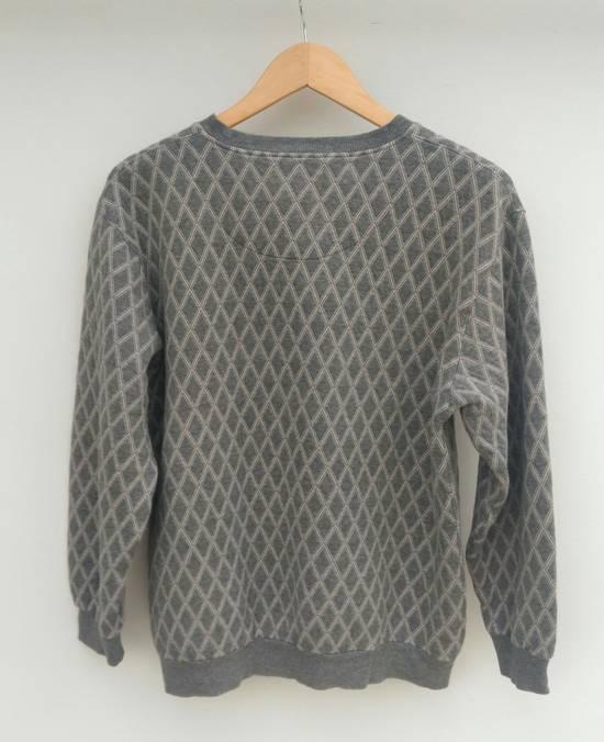 Balmain Balmain Paris Diamond Pattern Sweatshirt Tags: Gucci, Prada, Hermes, Balenciaga, Fendi, Supreme Size US S / EU 44-46 / 1 - 1