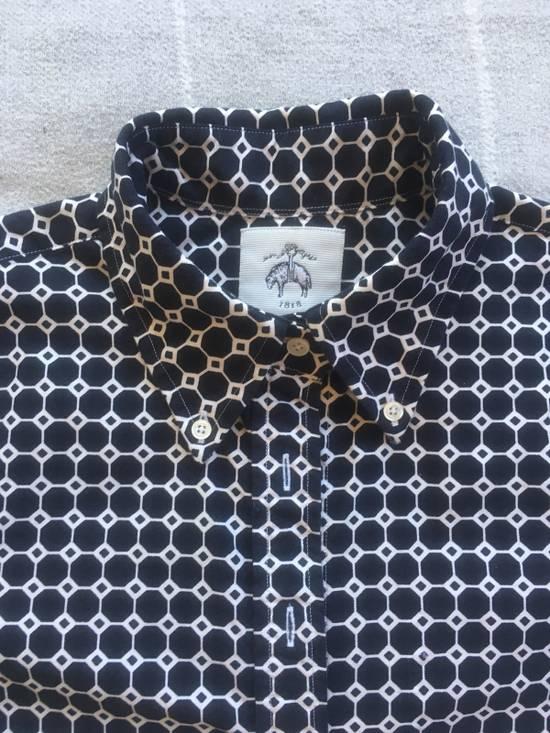 Thom Browne Brooks Brother Black Fleece Shirt Size US S / EU 44-46 / 1 - 2
