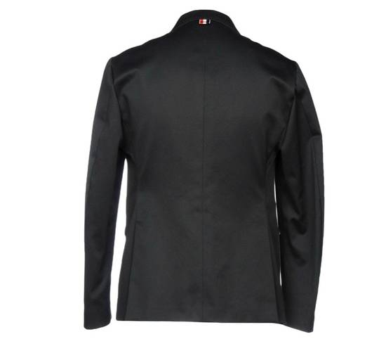 Thom Browne Brand New Thom Browne Stripe Embroidered Blazer Size 46S - 1