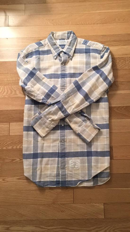 Thom Browne Long Sleeve Button Down Size US XL / EU 56 / 4