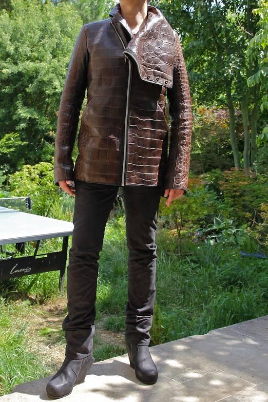 Rick Owens Extremely Rare Alligator Jacke Size US M / EU 48-50 / 2 - 2