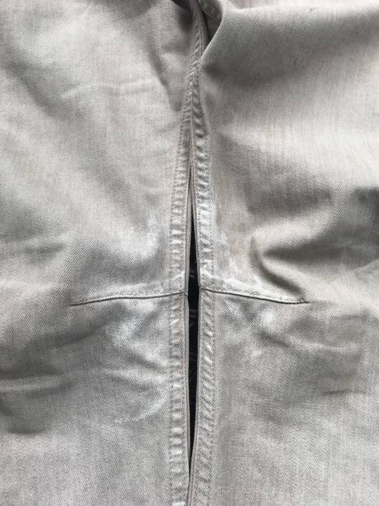 Balmain Balmain White Paint Wash Jeans Size US 29 - 2