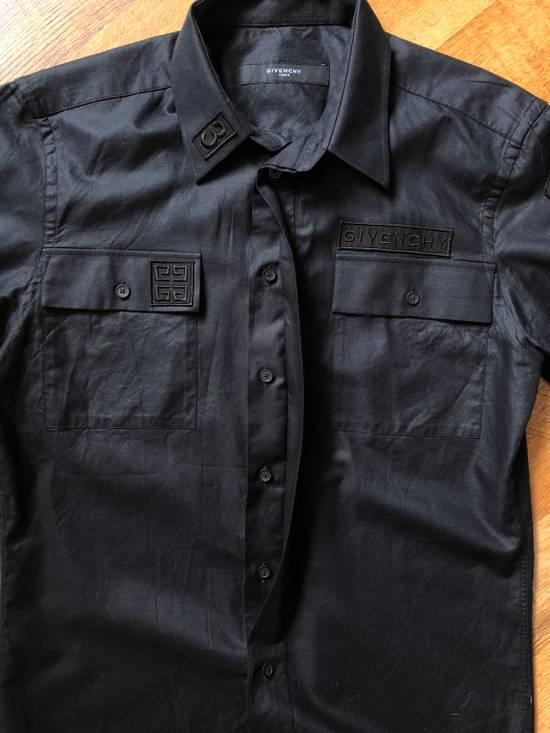 Givenchy Givenchy black shirts short sleeve Size US L / EU 52-54 / 3 - 6
