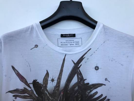 Balmain Balmain T-shirt Size L Made In France Size US L / EU 52-54 / 3 - 6