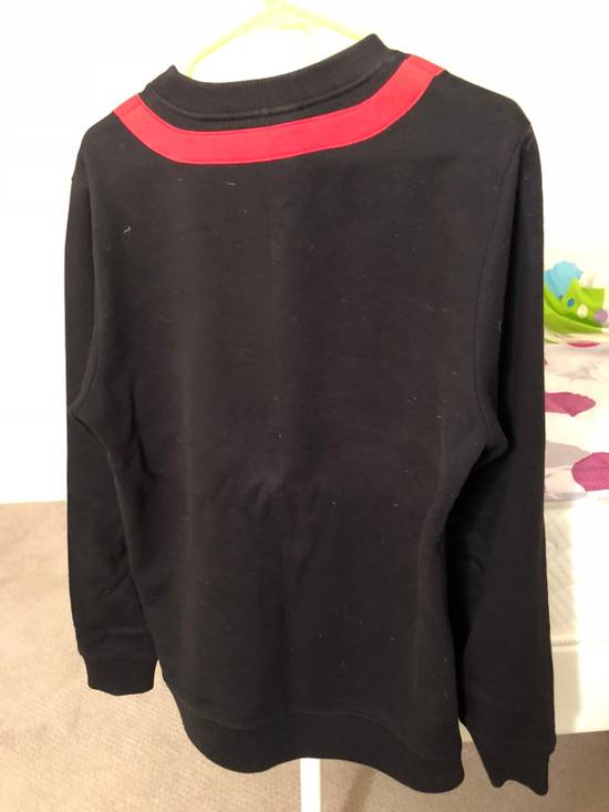 Givenchy Givenchy Black Star And Stripe Sweatshirt Size US XS / EU 42 / 0 - 1