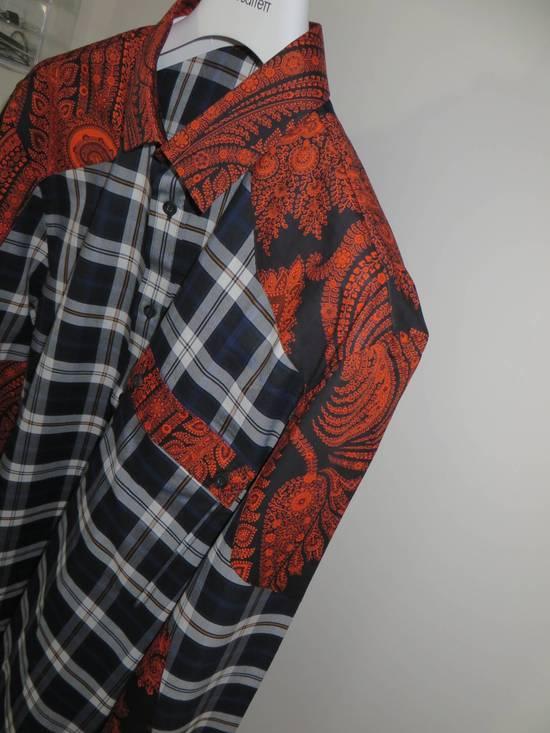 Givenchy Paisley-check print shirt Size US S / EU 44-46 / 1 - 1