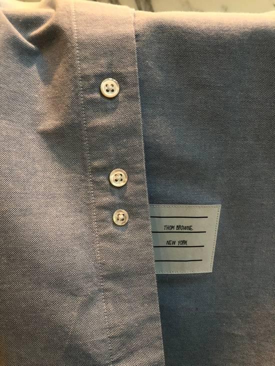 Thom Browne Thom Browne Armband Shirt Blue Size 3 Size US L / EU 52-54 / 3 - 6