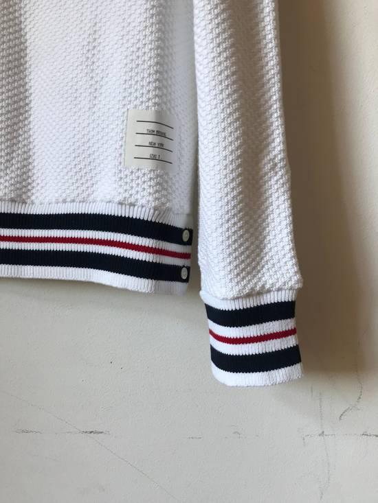 Thom Browne boxy v neck pullover Size US L / EU 52-54 / 3 - 3