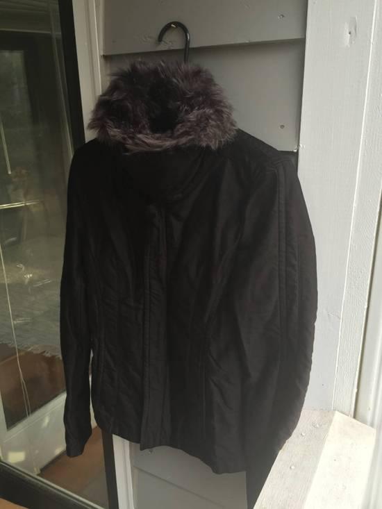Julius JULIUS Cotton Moleskine Fur Collar Jacket Size US S / EU 44-46 / 1 - 4