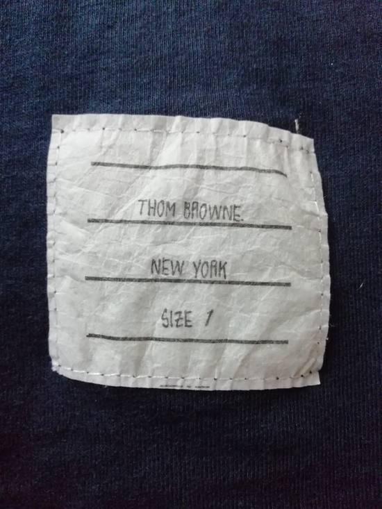 Thom Browne Thom Browne Navy T-Shirt Size US S / EU 44-46 / 1 - 1