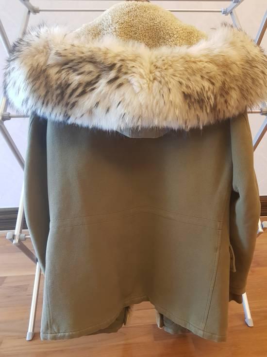Balmain 11 FW raccoon fur long parkas Size US S / EU 44-46 / 1 - 1