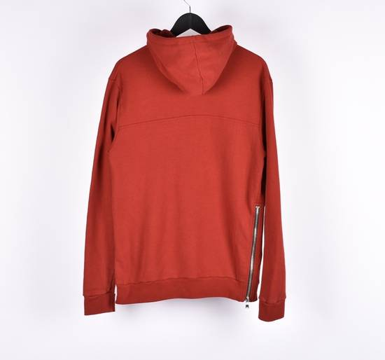 Balmain Hooded Balmain Jumper Top Side Zips Size US M / EU 48-50 / 2 - 1