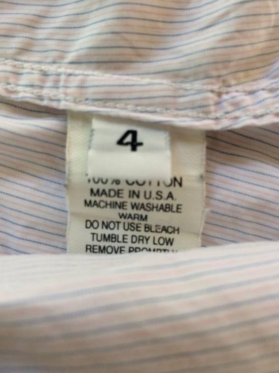 Thom Browne Striped Long Sleeve Button Down Size US L / EU 52-54 / 3 - 4