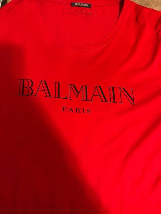 Balmain Balmain Logo Tee shirt Size US M / EU 48-50 / 2