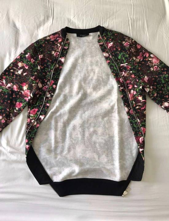 Givenchy Oversize Floral Print Sweater Size US S / EU 44-46 / 1 - 2
