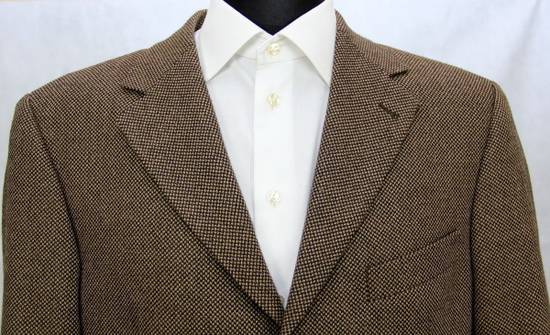 Balmain TWEED WOOL BLAZER JACKET Size 42R - 3