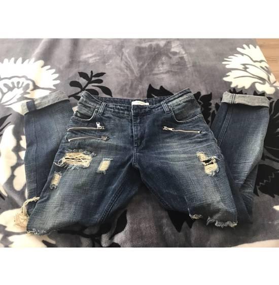 Balmain Balmain Ripped Jeans Size US 27 - 7