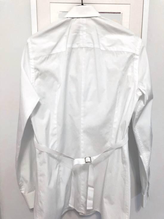 Givenchy Givenchy Tuxedo Shirt by Riccardo Tisci 2010 Runway Tuxedo Shirt (brand new) Size US S / EU 44-46 / 1 - 12
