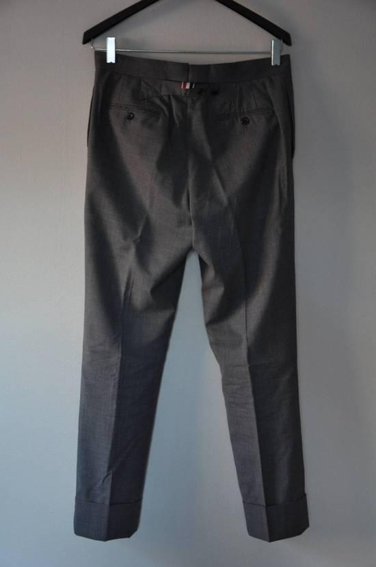 Thom Browne Grey wool pants Size US 32 / EU 48 - 5