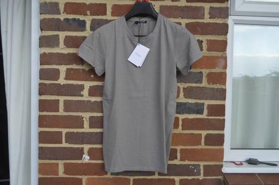 Balmain Distressed Striped T-shirt Size US M / EU 48-50 / 2