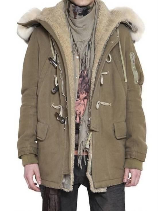 Balmain Fur Parka (VERY RARE) Size US L / EU 52-54 / 3 - 5