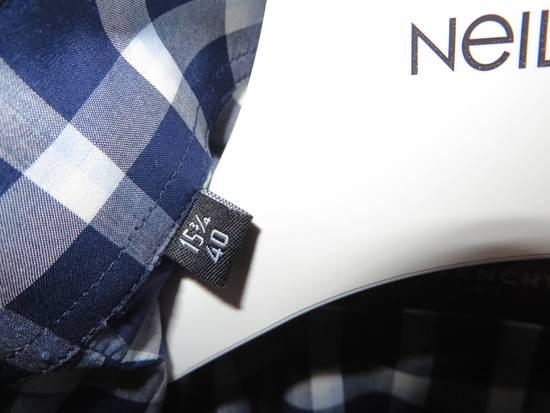 Givenchy Blue check- shirt Size US M / EU 48-50 / 2 - 5