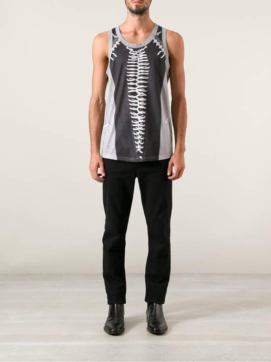 Givenchy Givenchy Baseball Stitch Print Men's Stars Rottweiler Shark Tank Top Vest size S Size US S / EU 44-46 / 1 - 2